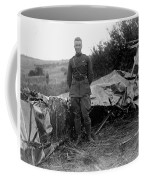 Frank Luke - Ww1 Fighter Ace Coffee Mug