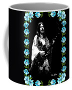 Frank Marino Of Mahogany Rush 4-14-78 Coffee Mug