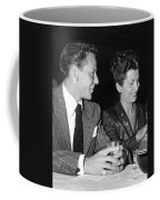 Frank Sinatra And Nancy Coffee Mug