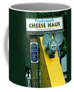 Frankenmuth Cheese Haus Mouse  Coffee Mug