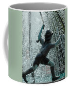 Frankenmuth Fountain Boy Coffee Mug