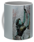 Frankenmuth Fountain Girl Coffee Mug