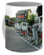 Frankenmuth Michigan Carriages At The Mill Coffee Mug