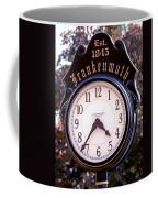 Frankenmuth Time Coffee Mug