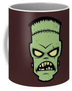 Frankenstein Monster Coffee Mug