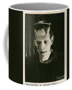 Frankensteins Monster Boris Karloff Coffee Mug