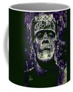 Frankenstein Coffee Mug by Al Matra