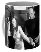 Frankensteins Monster Molests Young Girl Boris Karloff Coffee Mug