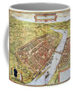 Frankfurt, Germany, 1572 Coffee Mug