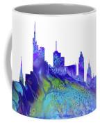 Frankfurt Skyline 3 Coffee Mug