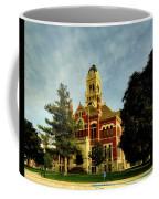 Franklin County Courthouse - Hampton Iowa Coffee Mug