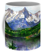 Franks Painting Coffee Mug