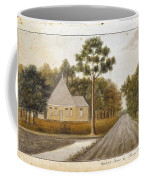 Fraser  Charles   Meeting House In Prince Williams Parish From Untitled Sketchbook Coffee Mug