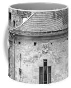 Frauenzimmerbau Crest B W Coffee Mug