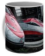 Freccia Rossa Trains. Coffee Mug