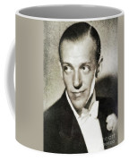 Fred Astaire, Vintage Actor And Dancer Coffee Mug