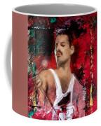 Queen Freddie Mercury Coffee Mug