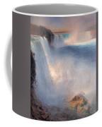 Frederic Edwin Church  Niagara Falls  American Side   1867 Coffee Mug