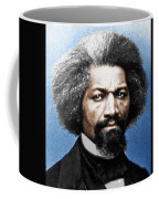 Frederick Douglass Painting In Color  Coffee Mug