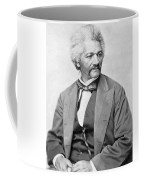 Frederick Douglass Coffee Mug by War Is Hell Store