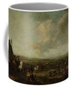 Frederick Henry At The Surrender Of Maastricht  22 August 1632  Manner Of Pieter Wouwerman 1633   1 Coffee Mug