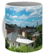 Fredericksburg Roof Tops Coffee Mug