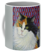 Fred's Cat Coffee Mug