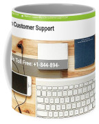 Free And Fast Quicken Customer Support Phone Number @ 1-844-894-7054 Coffee Mug