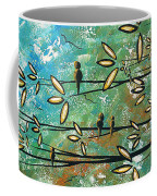 Free As A Bird By Madart Coffee Mug