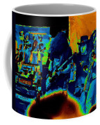 Free Bird Pastel Oakland 1 Coffee Mug