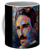 Free Energy Nikola Tesla Coffee Mug