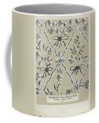 Free Hand Decoration Coffee Mug
