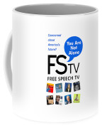 Free Speech Tv Coffee Mug