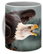 Free Spirit Coffee Mug by Becky Herrera