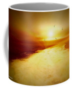 Freedom Escape Coffee Mug by Linda Sannuti