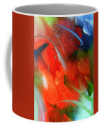 Freedom With Art Coffee Mug