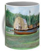 Freeport Fishing Boat Coffee Mug