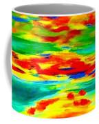 Freestyle Abstract Coffee Mug