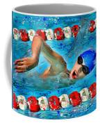 Freestyle Coffee Mug by Stephen Younts