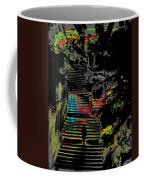 Freeway Park Steps Coffee Mug