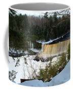Freezing Coffee Mug