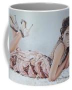 Freida Pinto Coffee Mug
