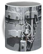 Freight Wagon Latch II Coffee Mug