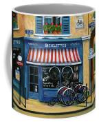 French Bicycle Shop Coffee Mug