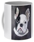 French Bulldog Close Up Coffee Mug