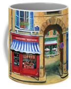 French Butcher Shop Coffee Mug