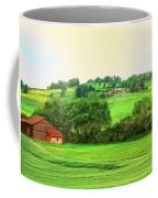 French Countryside Coffee Mug