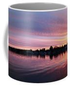 French Creek Sunrise Coffee Mug