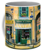 French Creperie Coffee Mug by Marilyn Dunlap