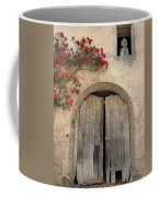French Doors And Ghost In The Window Coffee Mug by Marilyn Dunlap